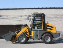 HZM brand ZL10 small wheel loader,wheel loader price