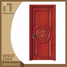 Customized Chinese Traditional Craftsman Interior Round Wood Door
