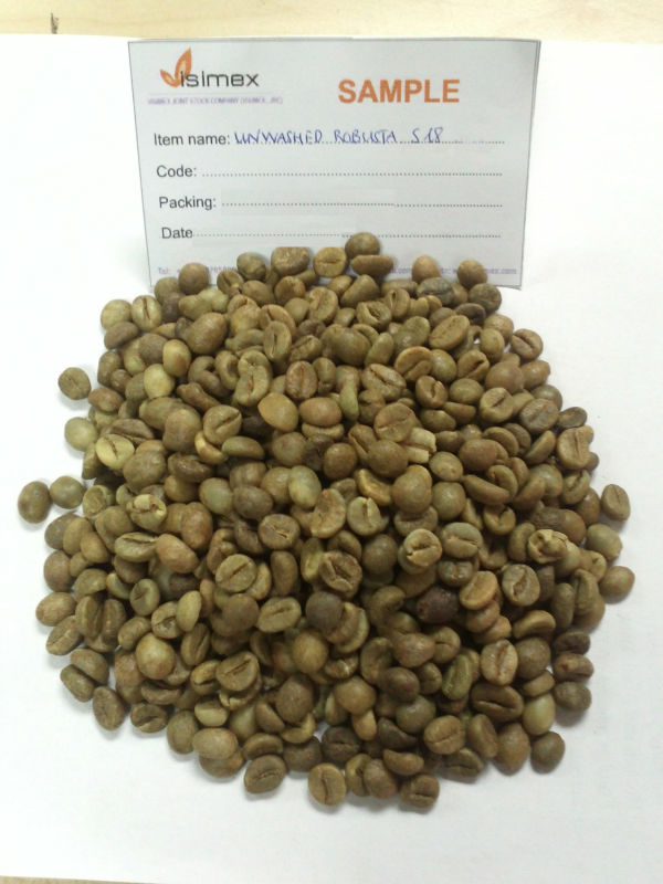 Qualified Arabica And Robusta Coffee Beans