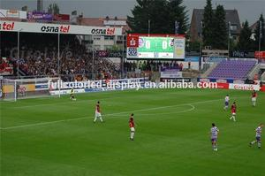 advertising led sign boards for sale outdoor football stadium perimeter electronic adve