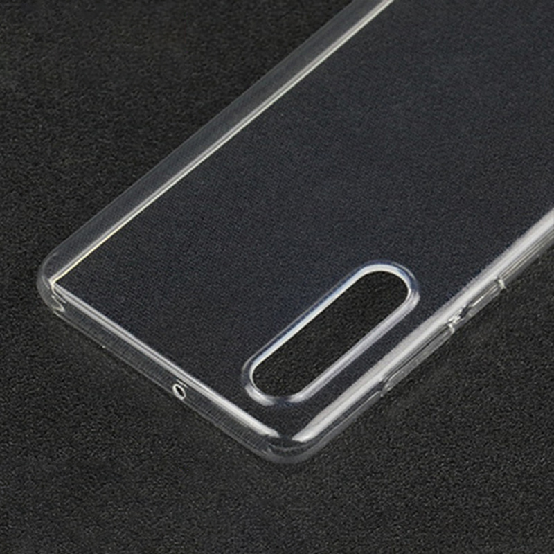 Cheap price clear crystal soft tpu phone case for Huawei P30 pro