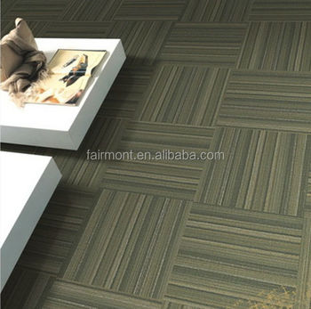 Printed Carpet Tiles 100 Nylon Carpet Tiles With Pvc