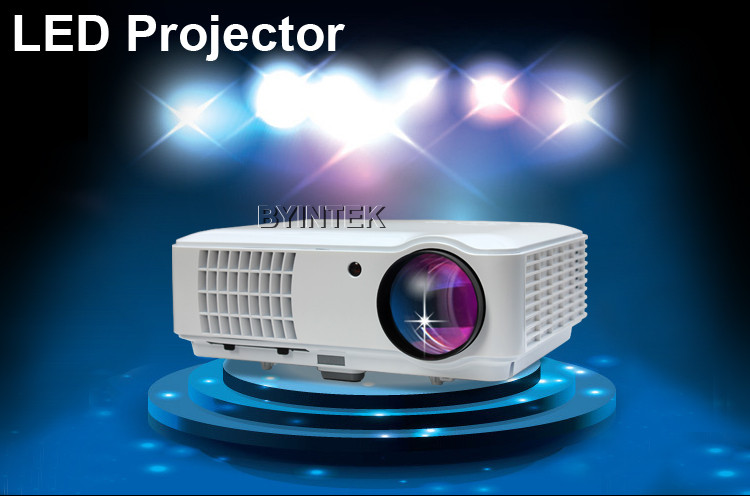 popular model 1080p 3d led projector 3D HDMI HDTV USB LCD home Cinema LED HD Projector proyector beamer