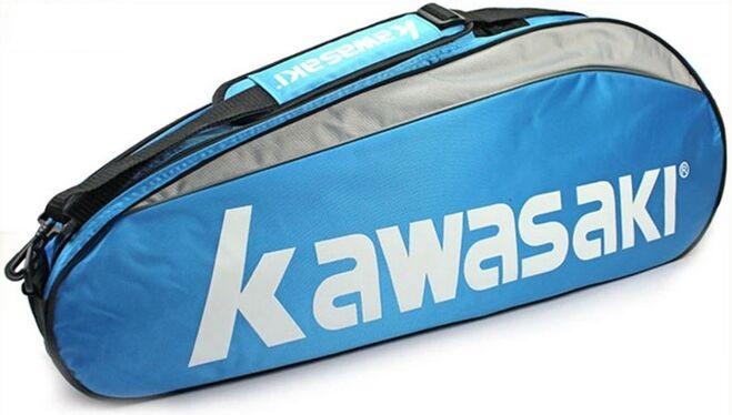 Kawasaki 6 Installed Badminton Bag Tennis Bag, Gym Bag