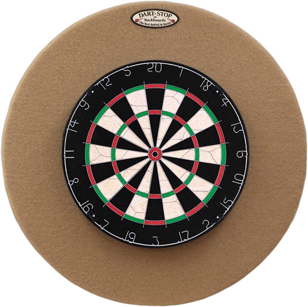 "29"" Professional Dartboard Backboard, Round"
