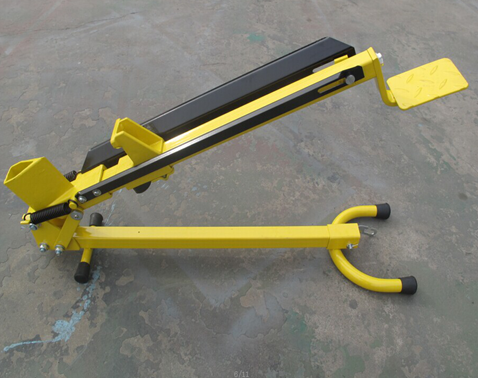 manual fireplace friend log splitter electric