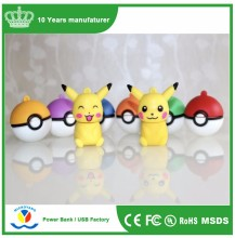 Pokemon Go Pikachu Poke Ball USB Flash Drive 32G memory stick Christmas Gift