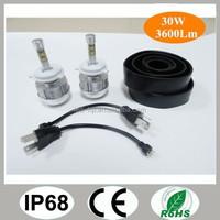 Replace HID,Halogen Car bulbs h4 led lamp 24v led auto lights