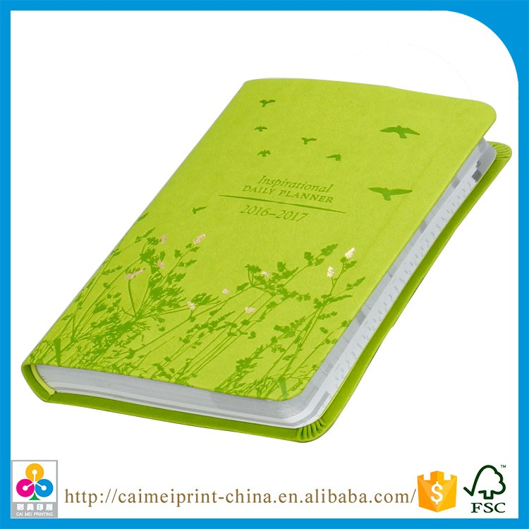 Oem Manufacturer Custom Printing Notebook
