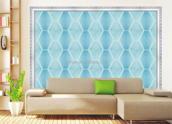 Tv Muur Decoratie.Pu Leer Muur Paneel Voor De Woonkamer Tv Muur Decoratie Buy Lederen Wandpanelen Interieur Lambrisering Decoratieve 3d Wandpanelen Product On