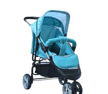 3 wheels safety good baby stroller jogger with CE certificate