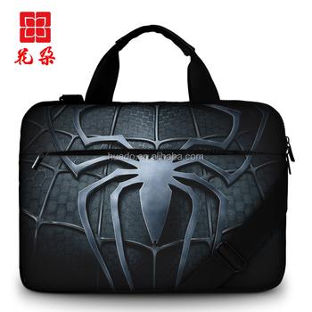 Custom Laptop Messenger Bag For Macbook Air 13 Pro 15 17 Inch Waterproof
