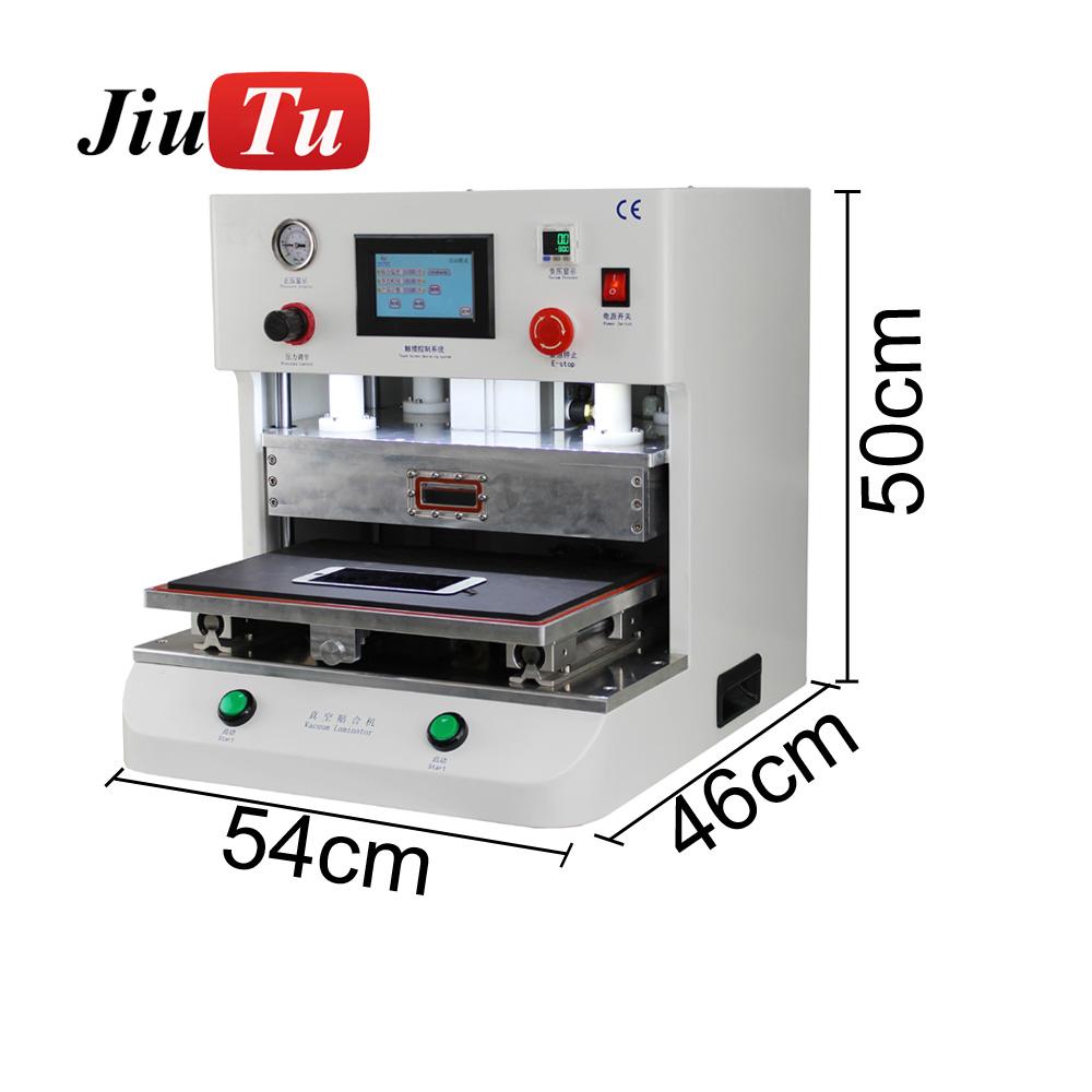 จอแอลซีดีทำให้ใหม่อุปกรณ์ไม่มีฟองOCAฝุ่นเคลือบเครื่องเคลือบบัตรสำหรับip hone 6วินาที/7กรัมบวกสำหรับs amsung g alaxy s7ขอบS8จอแอลซีดี