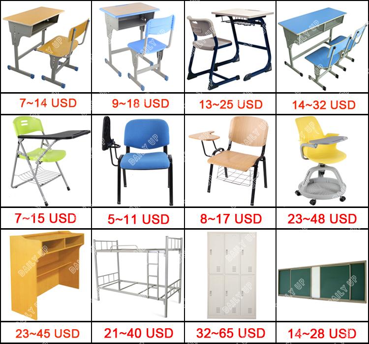 List Furniture Stores: Kids School Chair Plastic Board Metal Frame Ergonomic