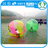 HI Popular sale Gemany zipper TPU/PVC spinning water ball,water walking ball, human hamster ball