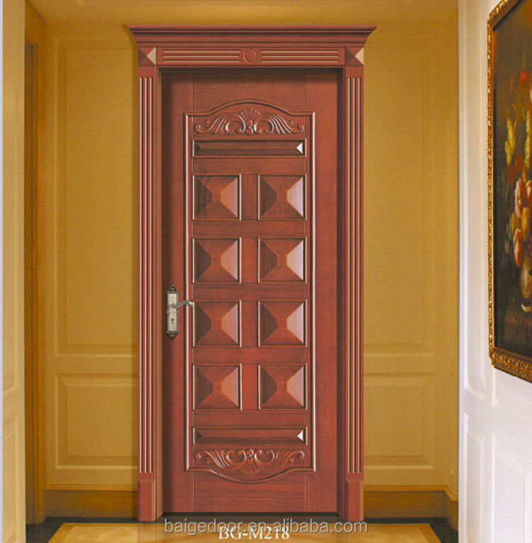 Bg m222 pdf wood door wood door catalogue model for for Front door design in india