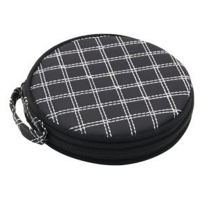 China factory custom neoprene round cd cover bag