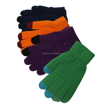 Fashion Multifunction Knitted Winter Smart Touch Gloves And E Touch Screen Gloves For Smartphones