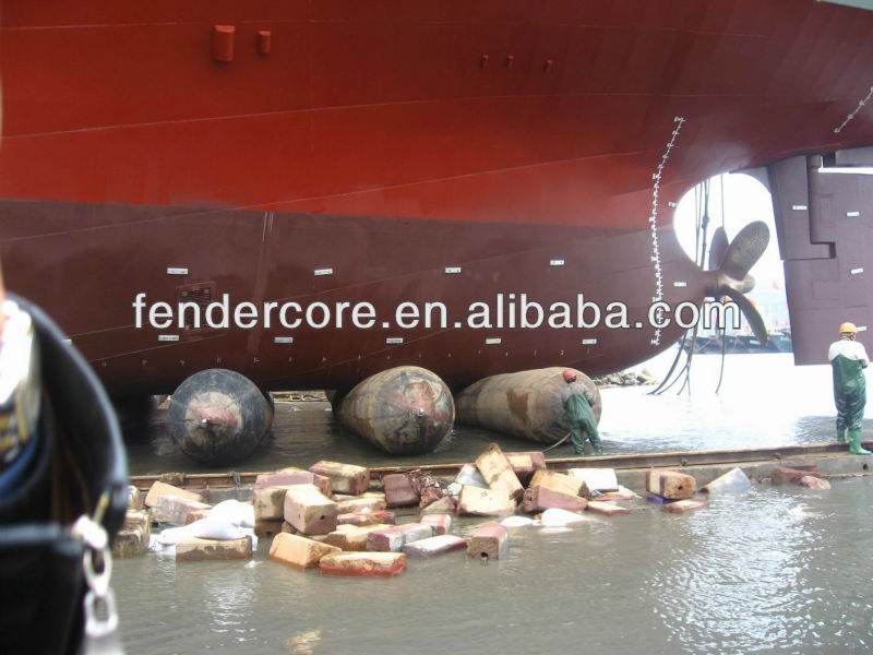 Ship parts, protective airbag, safety valve Part rubber airbag