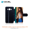 Custom Design Sublimation Flip Case for Samsung Galaxy J510