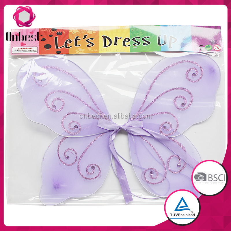 BT5056 purple flying fairy wholesale fairy wings isis wings sale