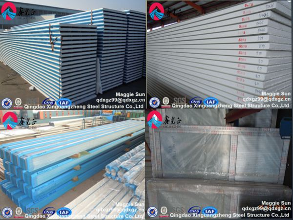 Quick install design Building Construction steel structure storage warehouse