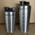 Bpa Gratis Terisolasi Botol Air Joy Shaker Panas Stainless Steel Infuser Air Alkali Botol Laser Terukir Etch Logo 500 Ml 750 M