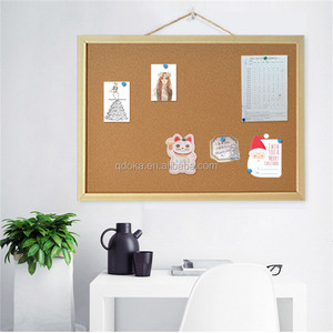 decorative magnetic cork pin board