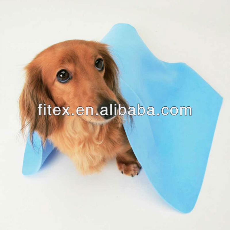 manufacturers supply a variety of styles high quality towel microfibra suede towels for dog