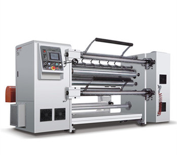Paper Plastic Slitting Machine for sale