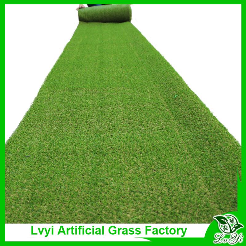 China Supplier Plastic Floor Mats Artificial Grass For Soccer ...