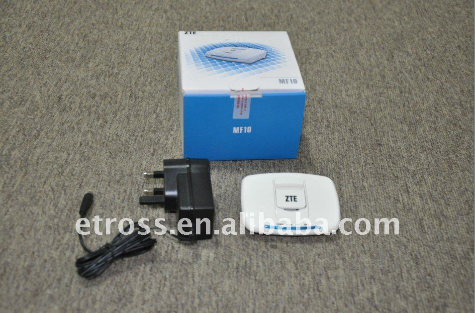 ZTE WiFi Router (ZTE MF 10), Mini Router on Stock Sellilng