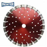 "230*25*2.8/1.8*12*22*22.23mm 9"" inch 22.23mm inner hole Laser welded diamond saw blade for cutting Granite concrete brick"