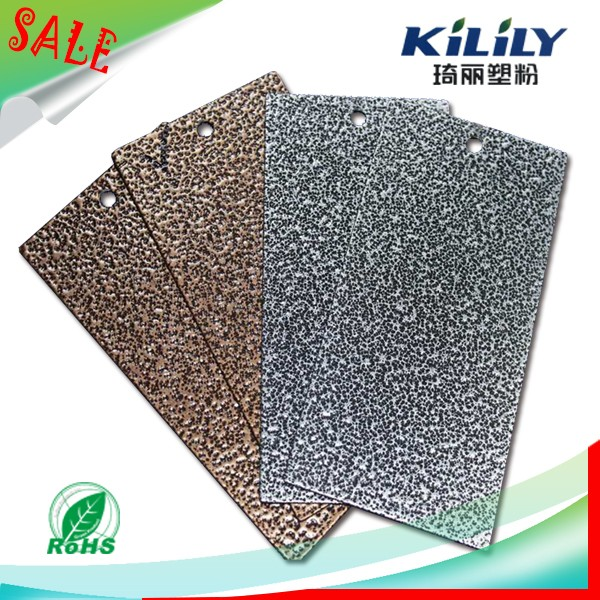 High Gloss Smooth Glossy Anti Corrosion Sale Ral 9006 Sparking Metallic Silver Powder Coating Powder