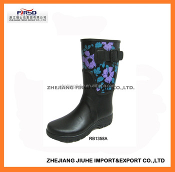 Women's Rain Boots60 Most Popular Fashion Patterned Rain Boots Magnificent Patterned Rain Boots