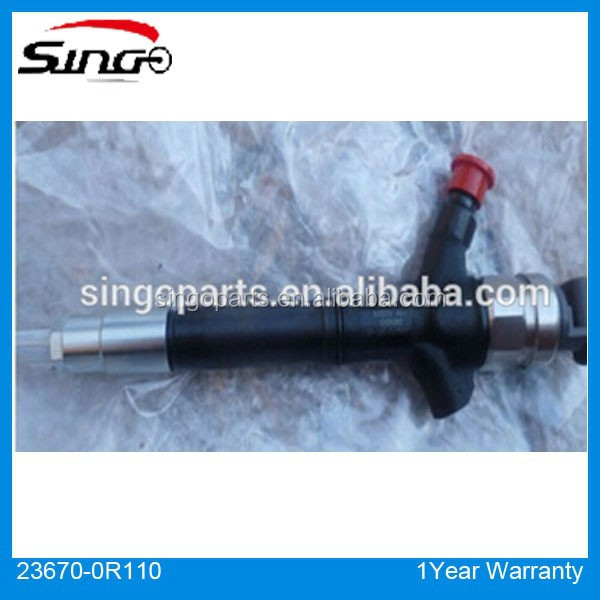 Toyota Avensis T25 D-4D 150 Diesel Denso OEM Injector 23670-0R110