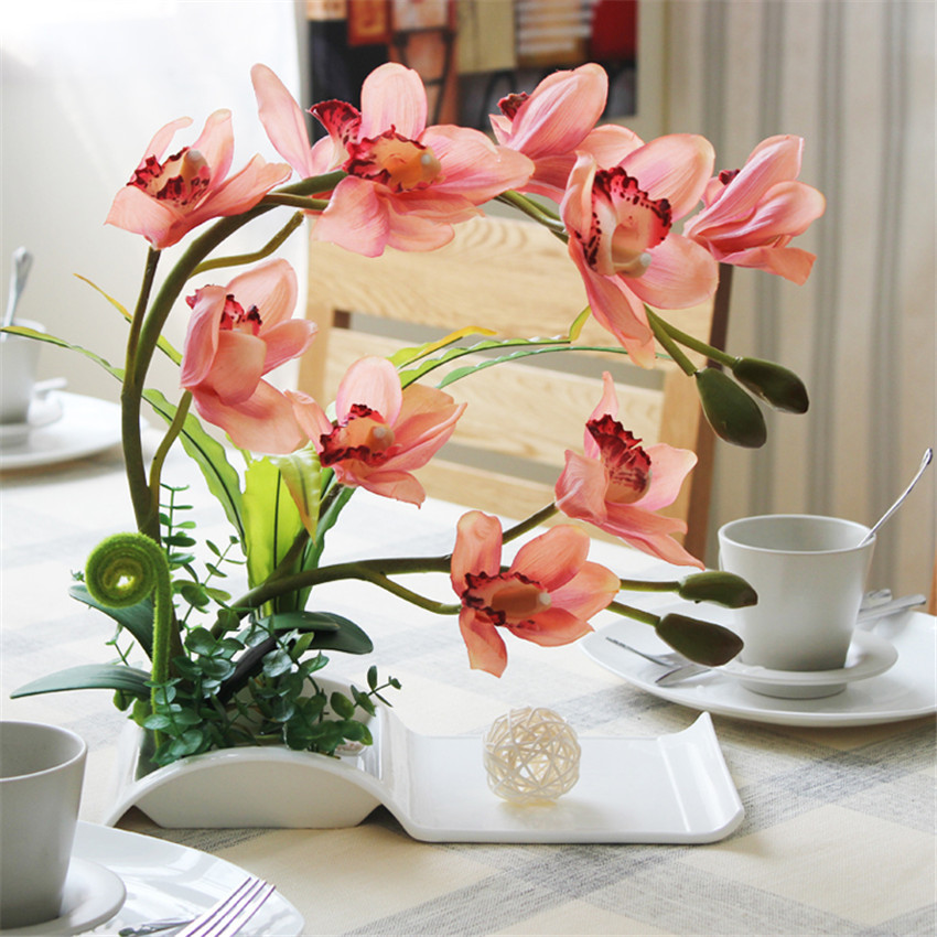 Artificial Flowers For Home Decoration Flower Image Idea Just