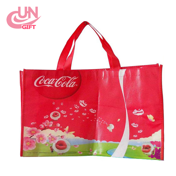 Womens Printed red Large Foldable Tote Shoulder Shopping Bag Handbag