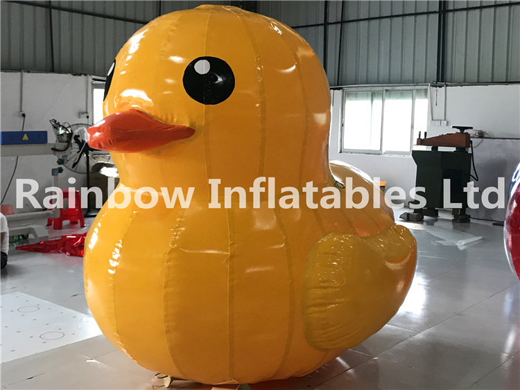 2017 Hot Sale Famous Giant Inflatable Duck/inflatable Floating Pool ...