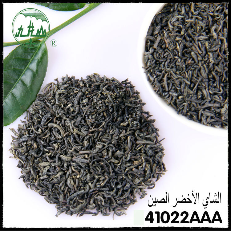 High Quality Best Selling Organic Decaffeinated Green Tea