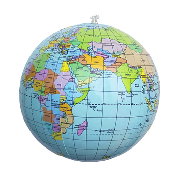 Wholesale custom inflatable world map beach ball buy inflatable wholesale custom inflatable world map beach ball gumiabroncs Image collections