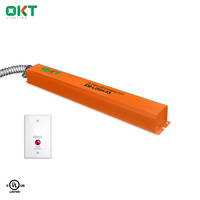 Factory Field Installable Rechargeable 90 Minutes Emergency Battery Backup Kit for LED Lighting