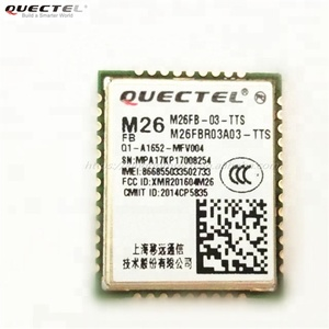 Quectel Module GSM/GPRS M26 M26FB-03-TTS LCC M2M Module