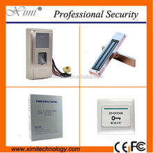Good quality waterproof fingerprint reader standalone tcp/ip fingerprint access control system smart biometric door lock