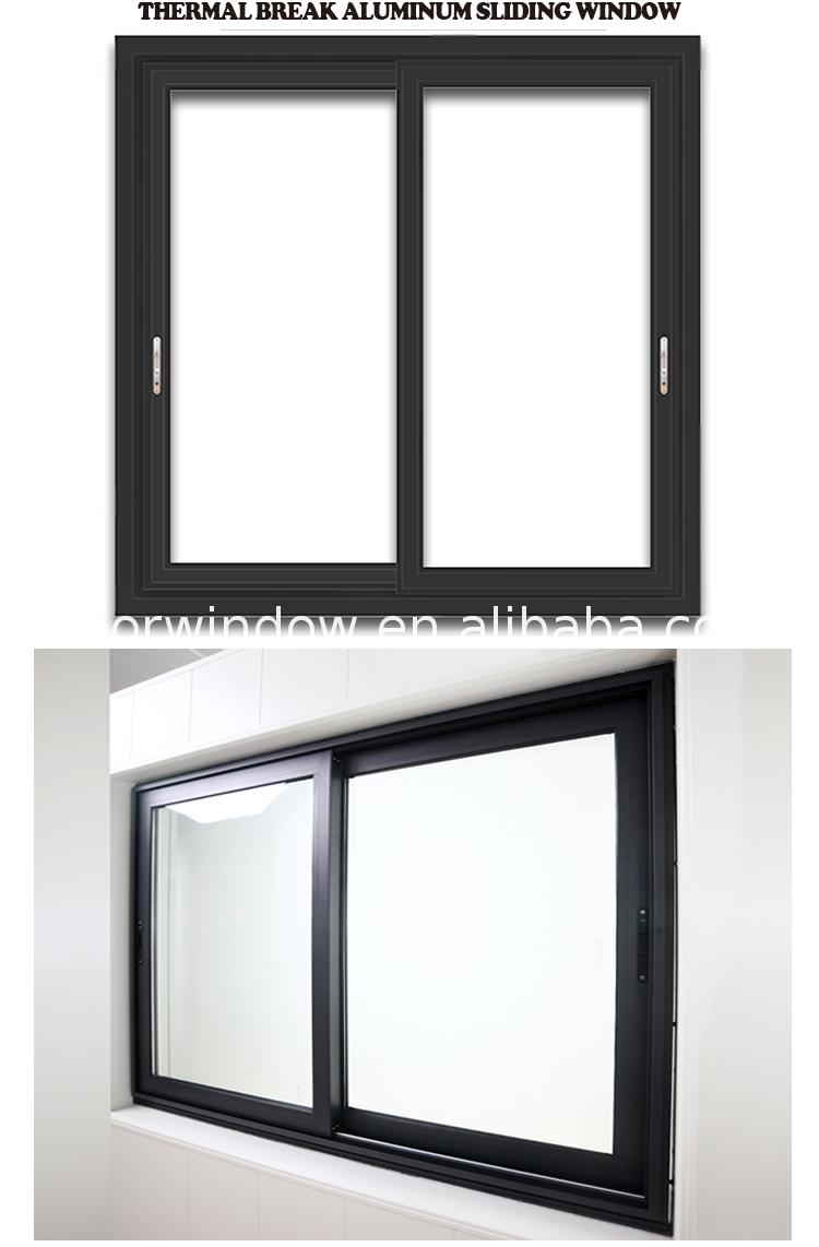 Factory direct supply sliding window with transom grills wiki