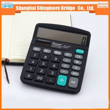 cheap wholesale good quality 12 digital calculator for office