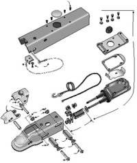 Tie Down Engineering Tie Down Engineering Tiedown Mo 70 Lp Breakaway Cable Assy