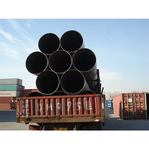 36 Inch UOE SAWL Pipe For Oil and Gas Transmission