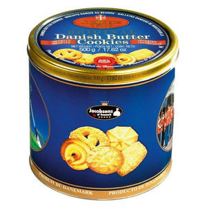 Jacobsen of Denmark - Original Danish Butter Cookies - 500 GR
