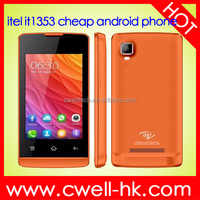 Itel IT1353 Dual SIM Card 3.5 Inch Touch Screen Very Low Price Android Phone